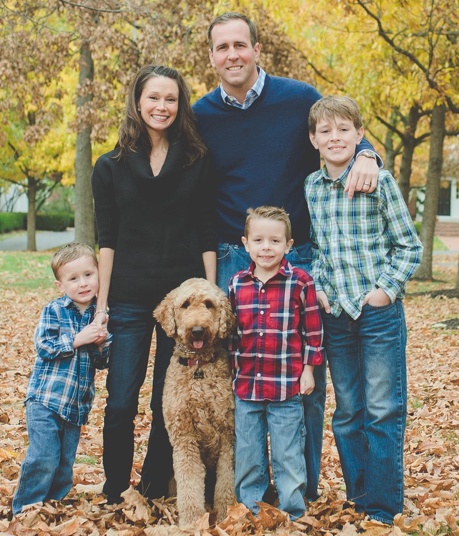 Gilmer Family
